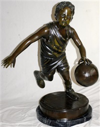basketball player by jim davidson