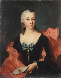bildnis einer dame aus dem württembergischen hochadel by anonymous (18)