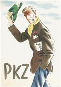 pkz (poster) by franco barberis