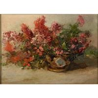 a floral arrangement by joseph bail