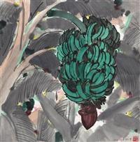 bananas in xi'shuang'ban'na by wu guanzhong