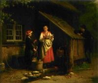 brevet by theodore bernard de heuvel