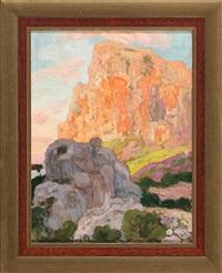 roques de boquer by hermenegildo anglada camarasa