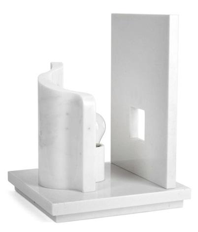 tischlampe finestra by aldo cibic