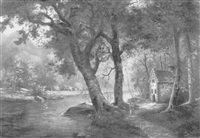 kapelle im silbenthal by paul leuteritz