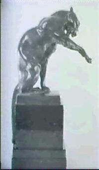 panther by wera von bartels