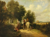 a wayside chat by miller