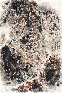 秋气泉香 by zhang wenjun