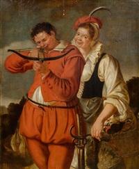 der armbrustschütze by jacques de gheyn ii