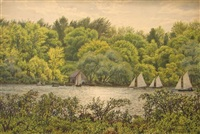 lake pocohontas, morristown, n.j. by peter caledon cameron