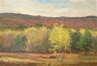 countryside landscape by louis b. sloan