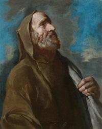 heiliger franz von paola by giuseppe antonio petrini