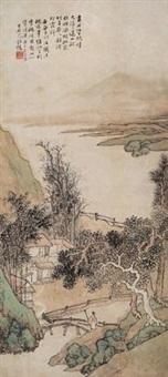竹庄居 by wang kun