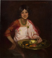 gypsy girl by marguerite stuber pearson