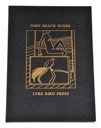 nudes (bk w/15 works) by john brack