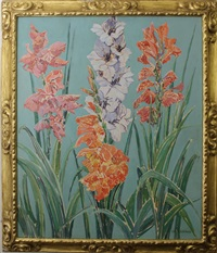 gladiolas by mary elizabeth price