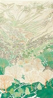 青山潋滟又春风 by feng hao