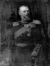 porträt könig ludwigs iii. als kronprinz by rudolf wimmer
