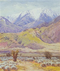 san gorgonio pass by william p. krehm