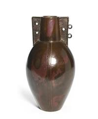 ovoid vase by yoshihisa