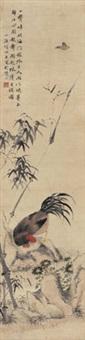优游起舞 (landscape) by xiang peiyu