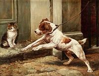 den arga hunden by fannie moody