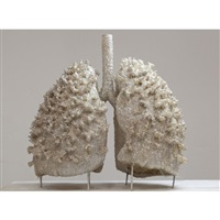breathing system - lungs by ma han