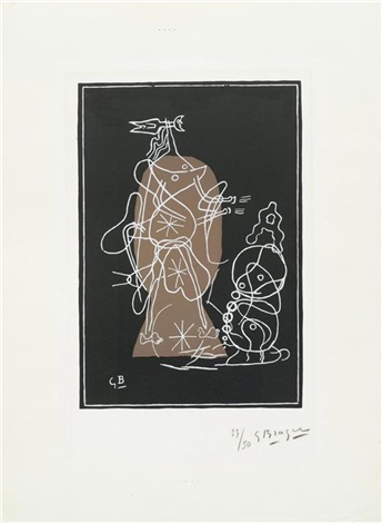 perséphone by georges braque