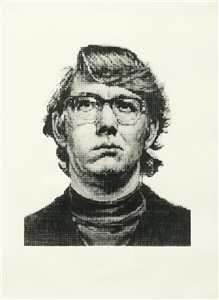 artwork by chuck close