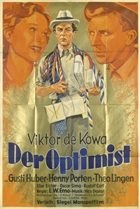 der optimist by kurt geffers