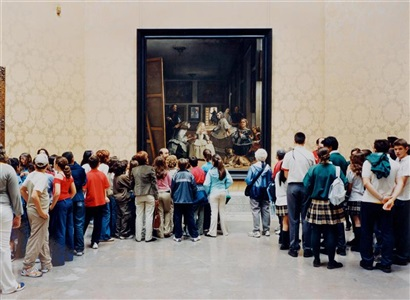 artwork by thomas struth