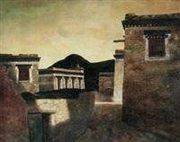 藏家寨 by luo fahui