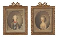 portraits des ehepaares jean-françois de büren by markus dinkel