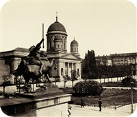 the old dome, berlin by leopold ahrendts