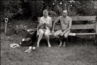 nudists. kent, england by elliott erwitt