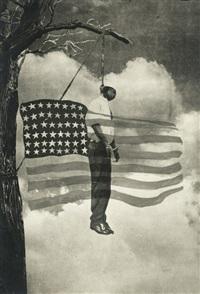 lynch (photomontage) by mieczyslaw berman