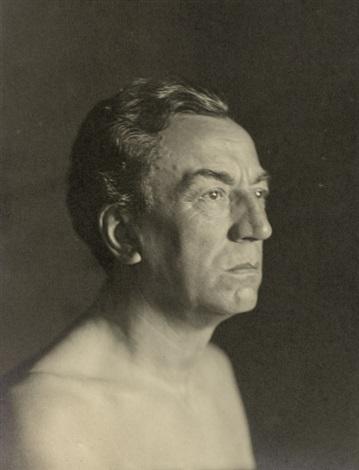 male portrait by jaromir funke