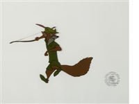 robin hood (2 works) by disney studios