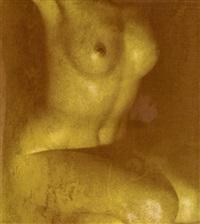 untitled, (nude montage) by heinz hajek-halke