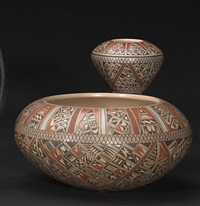 vessels (set of 2) by rondina huma