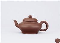 flat teapot by liu jianping