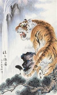 瑶台雄姿 by liu jiwei