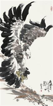 苍风图 by zhang ce