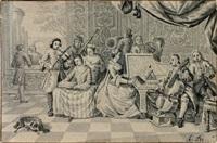 musizierende gesellschaft (+ 2 others, lrgr; 3 works) by nicolaas aartman