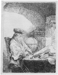der astrologe by ferdinand bol