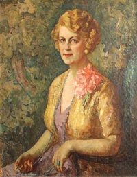 portrait of a lady by mischa askenazy