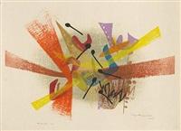 mambo a (+ mambo b, lrgr; 2 works) by chizuko yoshida