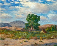 arizona (+ 2 others, various sizes; 3 works) by albert lorey groll