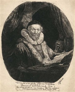 artwork by rembrandt van rijn