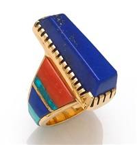 ring by charles loloma